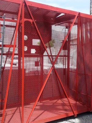 آسانسور کارگاهی GJJ
